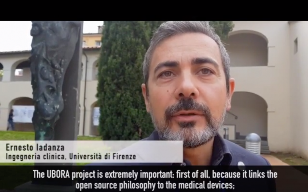 Ernesto Iadanza, HTAD Chair, interview – UBORA EU Project